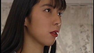 KUROSAWA AYUMI LOVE MAKING WITH JAPANESE GUY IN USA SCHOOL FE-077